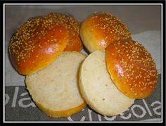 Pains hamburger ou buns extra...