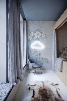 Chez Marie Sixtine : un intérieur ouaté