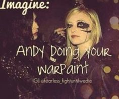 Black veil brides imagine