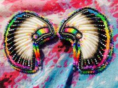 Earrings by Shannon Dawes on instagram