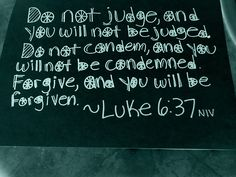 Luke 6:37 #Jesus #Amen