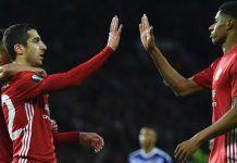 Cuplikan Gol Manchester United 2-1 Anderlecht ( Europa League )