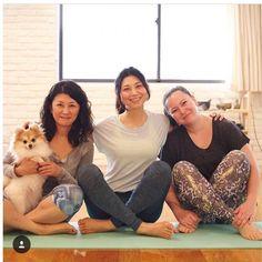 おはようございます本日 10:00-ヨガティス定員になりました 11:30-基礎ピラティス定員になりました 13:00- ストレッチヨガ残り名様 14:30- 骨盤調整ヨガ残り名様 の予約を承っておりますご予約()お待ちしておりますwe are waiting for you!!!! #madhurismilu #beauty #yoga #pilatesbody #healthy #dog #umegaoka #shimikita #ストレッチ #ストレッチポール #ピラティス #ヨガインストラクター #スタジオ #morning #workout #meditate #happy #笑顔 #健康 #元気 #待っている #笑