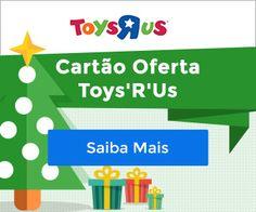 Amostras e Passatempos: Passatempo Toys R Us by Supa Woman