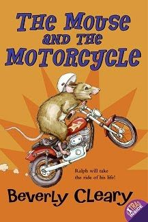 The mouse and the motorcycle (Title)  Beverly Cleary (Author)  A lonely boy befriends a talking mouse who falls in love with his toy motorcycle. Children learn about the meaning of friendship, forgiveness, and helping each other.