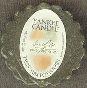 Basil & Nectarine Small Candles, Wax Tarts, Candle Wax, Basil, My Favorite Things
