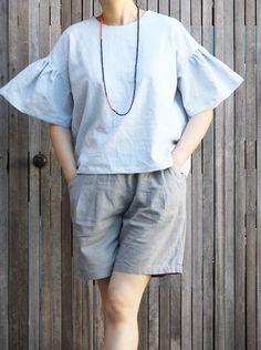 ruffle sleeves Kana's Standard II Ruffle Sleeve, Sleeves