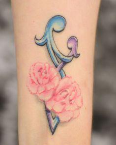 ... Tattoo on Pinterest | Carnation flower tattoo Tattoo ideas flower and