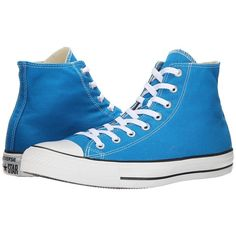 ad23c2b1df3e Converse Chuck Taylor All Star Seasonal Color Hi Lace up casual Shoes ( 55)  ❤