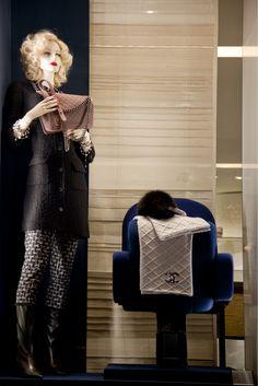 WindowsWear | Chanel, Paris, July 2013