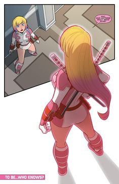 See more 'Gwenpool / Gwen Poole' images on Know Your Meme! Marvel Fan, Marvel Dc Comics, Marvel Heroes, Marvel Avengers, Marvel Women, Marvel Girls, Comic Books Art, Comic Art, Heros Comics