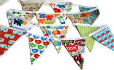 Child themed bunting(Primary)