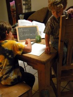 Chocolate Eyes: Year in Review: Waldorf Home School, First Grade