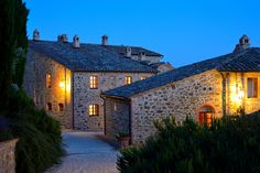 borgo torale Umbria Italy, Brick, Cabin, In This Moment, Mansions, House Styles, Building, Places, Home
