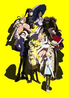 Anunciado más reparto para el Anime Occultic;Nine que se estrenará 8 de octubre.
