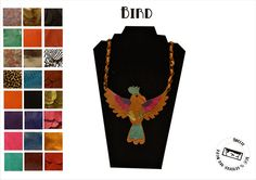 necklaces with a twist, animal season! amelie new colection!