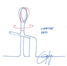 Gallery of 17 Napkin Sketches by Famous Architects - 14