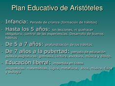 Educación según socrates, platón y aristóteles