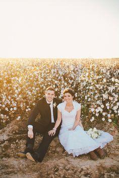 cotton fields -- bridals -- camitakesphotos