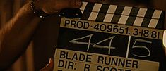 BROTHERTEDD.COM - brody75: Behind the scenes of Blade Runner Fiction Movies, Science Fiction, Blade Runner, Behind The Scenes, Broadway Shows, Sci Fi