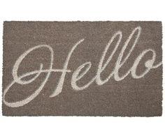 Hello Bejárati szőnyeg 45x75 cm - Vivre