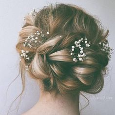 Gorgeous braids  #bridalinspo #wedding #bridalhair #weddinghair #bride #bridetobe #flowers #floral #floralhair #braid #updo #upstyle #flowers #engaged #plait #updos #updostyle