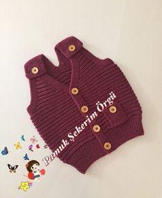 Kaynana Örmez Gelin Giymez Yelek Örgü Modeli Yapılışı Crochet Projects, Knitted Hats, Pullover, Knitting, Sweaters, Fashion, Moda, Tricot, Fashion Styles