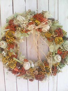 Dried Flowers, Flower Decorations, Flower Arrangements, Nova, Floral Wreath, Wreaths, Seasons, Inspiration, Home Decor