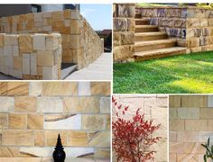 Aussietecture natural stone supplier has a unique range natural stone products for walling, flooring & landscaping.