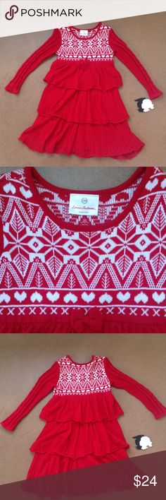 Hanna Andersson sweater dress size 6 months Gorgeous! A bit of ...