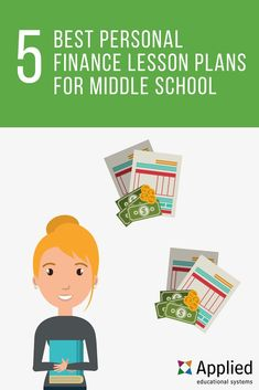 cool Teaching financial literacy in middle school isn't easy. Check out the top 5 places for personal finance lessons out there! CONTINUE READING Shared by: Nofiredrills Finance Books, Business Education, Education Degree, Business Technology, Education College, Financial Literacy, School Counselor, Literacy Activities, Teaching Resources