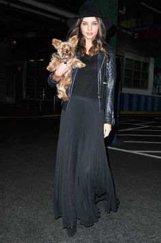 Miranda Kerr é destaque nos cliques de street style   ModismoNet