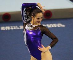 Farah Ann Abdul Hadi is a 21-year-old Malaysian gymnast.