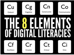 The 8 Pillars of Digital Literacies ~ Educational Technology and Mobile Learning