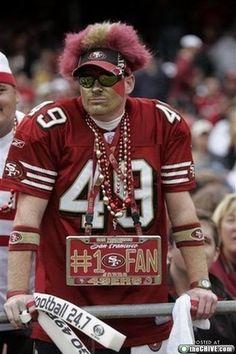 NFL Football Fans   NFL football fanatics (32 photos) » crazy-nfl-football-fans-2