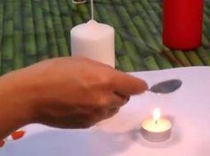 Tutorial de decoración de velas mediante decoupage (PASO 2) Decoupage, Christmas Candles, Handmade Candles, Tea Lights, Candle Holders, Xmas, Homemade Candles, Making Candles, How To Make