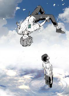 ZNT, Nine and Twelve fan art. Makishima Shogo, Terror In Resonance, Anime Watch, Animation, Anime Life, Haikyuu Anime, Character Development, Manga Games, Cute Drawings