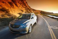 2013 Buick Enclave Road Test