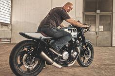 '79 Honda CB900F Bol d'Or - Andreas Goldemann | Pipeburn.com