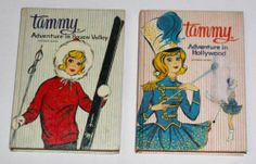 Tammy Ideal Doll Vintage Set of Books Whitman 1964 Squaw Valley Hollywood | eBay