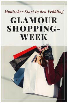 Bereit für die Glamour Shopping-Week??? auf liebewasist.com erfahrt ihr mehr! #fashion #shopping