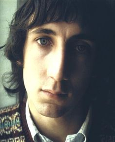 Pete Townshend -- I just love his nose