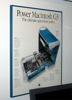 Power Macintosh G3 poster