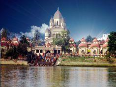 Free download Dakshineswar Kali Temple photo, images and wallpaper for desktop, mobile, laptop and tablet background.