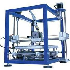 3D Drucker Bausatz German RepRap Protos V2