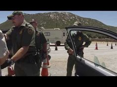 DHS at Internal Checkpoint breaks drivers' window, seizes all his stuff and doesn't charge him with anything