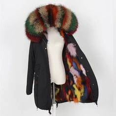 Parka Coat, Fur Coat, Jackets, Fashion, Down Jackets, Moda, Fashion Styles, Jacket, Fashion Illustrations