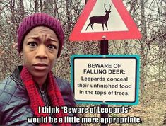 falling deer clean funny 😂