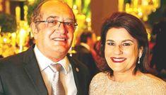 Repetindo o caso Eike Batista, dona Guiomar Mendes, esposa do ministro Gilmar Mendes, também cuidava dos interesses do empresário Jacob Barata Filho e de seu grupo empresarial.  Portanto, o caso atual...