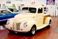 Used 1941 Ford Pickup -CLASSIC TRUCK- CUSTOM WOOD BED- SEE VIDEO | Mundelein, IL